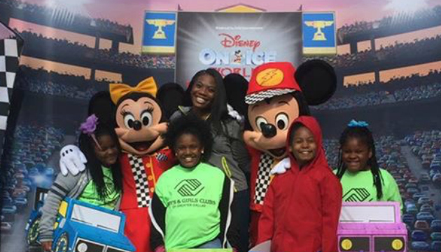 Disney on Ice Revved Up Spring Break Fun