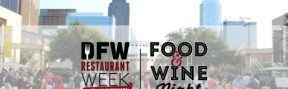 DFW Restaurant Week Food & Wine Night Kicked Off 20th Anniversary Celebrations
